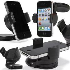 Supporto da auto GPS rotante regolabile 360° Samsung Galaxy Trend II Duos S7572