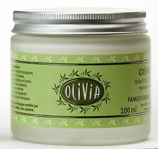 100 ml Feuchtigkeitscreme Marius Fabre Olivia Olivenöl Shea-Butter Creme