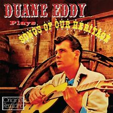 Duane Eddy - Plays Songs Of Our Heritage CD