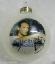 MICHAEL BOLTON ORNAMENT 1996  COLLECTIBLE LIMITED EDITION New