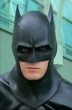 Black Urethane Comic style Batman Cowl/Mask