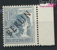 Berlin (West) 5x geprüft postfrisch 1948 Schwarzaufdruck (8984551