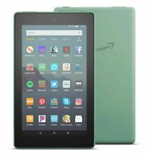 Amazon Fire 7 (9th Generation) 16GB, Wi-Fi, 7in - Sage (With Special Offers)