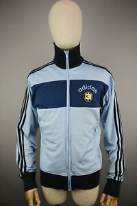 Adidas 3 Stripes  2000's  Vintage Mens Tracksuit Top Jacket Size S