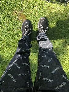 Love Moschino all over trousers