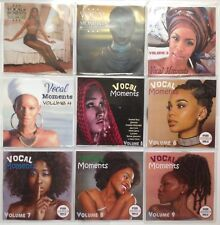 'Vocal Moments' Collection MEGA 9CD value pack (Vocal Reggae Music) MEGA PACK