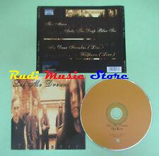 CD LET ME DREAM Tha maze 1999 NOCTURNAL MUSIC NMCD 013 (Xs3) no lp mc dvd