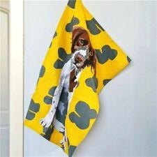 Leslie Gerry Springer Spaniel Dog tea towel.new