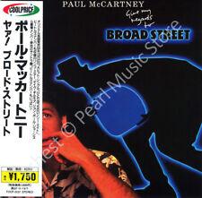 PAUL MCCARTNEY GIVE MY REGARDS TO BROAD STREET S CD MINI LP OBI Beatles Wings