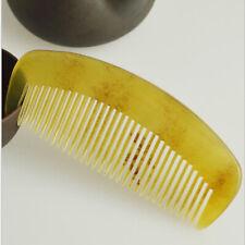 Natural Vietnam Buffalo Horn Comb Anti Static Ox Horn Comb Hair Massage Comb