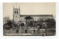 Plumstead - St Margaret's Catholic Church - 1914 used London postcard