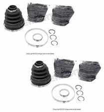 2  Front Drive Axle Shaft Inner CV Joint C/V Boot kit Set Pair for Mini Cooper-S