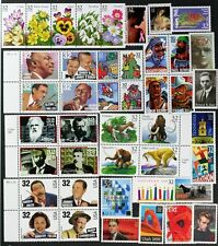 US 1996 Commemorative Year Set, 93 diff stamps Mint NH, including Mini-Sheets,