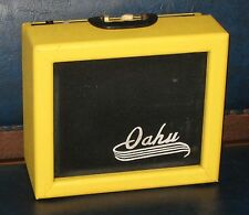 1958 Oahu Sunshine Amp Valco Made Supro 1614 Super Clean Works Great It Cranks