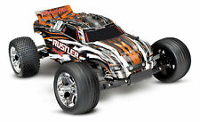 TRAXXAS Rustler Orange 1/10 Stadium Race Truck 37054-4 TRX37054-4 2,4GHz Truggy