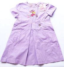 Kleid Gr.98 Lillifee NEU 100% Baumwolle lila flieder glitzer sommer kinder ssv