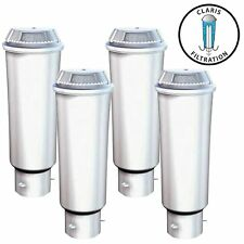 4 x TEFAL CLARIS Genuine Quick Cup / Hot Deluxe Water Dispenser Filter Cartridge