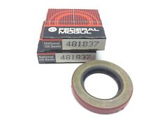 Qty 2 Wheel Seal National Oil Seals 481837 Federal Mogul New Free Shipping!