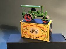 Matchbox Yesteryear, Y11 1920 Aveling & Porter , Issue 5. Partial gold trim, NMB