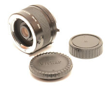 Vivitar MC  75-205mm 2X Matched Multiplier For Minolta MD Mount! Good Condition!