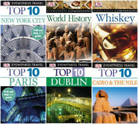 20 DK Eyewitness Books Collection Pack - Travel + Companions[P.D.F - Electronic]