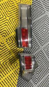 NISSAN ELGRAND E52 2010-2017 RIGHT DRIVER SIDE LED TAIL LIGHTS 2 PIECES