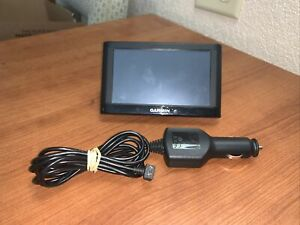 Garmin [145-01615-10] GPS Navigation System w/ Charge Cord