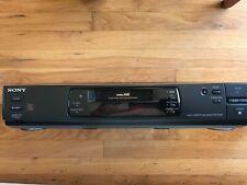 Sony EV-C200 VCR Video Tape Cassette Recorder Player