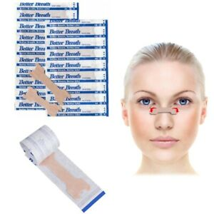 Better Breath Nasal Nose Strips Right Easy Stop Anti Snoring Sleeping strip UK
