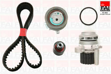 TIMING BELT KIT WITH WATER PUMP FOR VW BORA TBK345-6438 OEM QUALITY