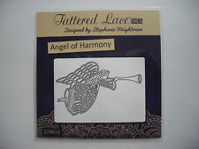 Tattered Lace Die Angel of Harmony New Free P&P