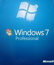 Windows 7 Professional 32 Bit Full Version DVD License Product Key