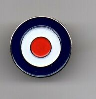 MOD TARGET LOGO NEW ENAMEL PIN BADGE NORTHERN SOUL / SCOOTER / RAF / WELLER