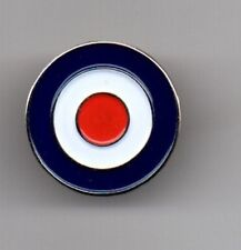 MOD TARGET LOGO NEW ENAMEL PIN BADGE NORTHERN SOUL / SCOOTER / RAF / WELLER