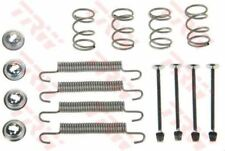 SFK259 TRW Accessory Kit, parking brake shoes Rear Axle