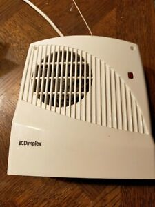 Dimplex FX240v fan heater with cord pull - can be attached to a wall
