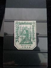 DR Deutsches Reich-jägertag Aschaffenburg Laboe magnifica 31.05. - 01.06.1936