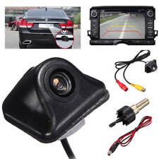 IP67 Waterproof NTSC Rear View/Side/Front View Backup Parking Camera Kit w/Lines