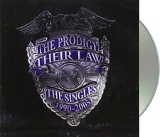 "The Prodigy ""their law: the singles 1990-2005"" CD NEU Best-Of Album"