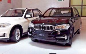 G LGB 1:24 Scala Modello BMW X5 F15 4x4 Welly Modellino Molto Dettagliato 2015