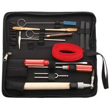 13Pcs/Set Piano Tuning Maintenance Tools Kit With Case For Piano Musical In