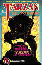 Tarzan the Warrior #1, Malibu Comics - March 19 1992 $2.50 Marc Hempel cover