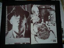 NAKED LUNCH, orig Austrian Film program [David Cronenberg, Peter Weller]