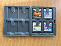 Nintendo DS Tested Games Sonic Rush, Up Volcano Island, Mario & Luigi W/Case 🚚