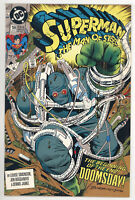 SUPERMAN MAN OF STEEL #18 VF VERY FINE 1ST APPEARANCE OF DOOMSDAY DC COMICS
