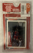 1997-98 Upper Deck CHICAGO BULLS Team Card Set - Michael Jordan, Pippen, Sealed