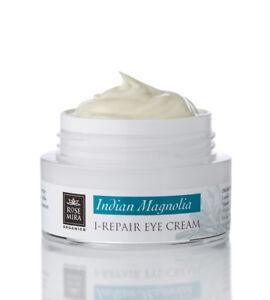 New Rosemira Organic Eye Cream, Firm Sagging, Puffiness, Dark Circles, Wrinkles
