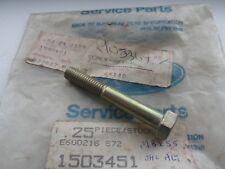 ORIGINAL GENUINE NOS FORD CPO Pinto Moteur Alternateur Fixation Boulons M8X55