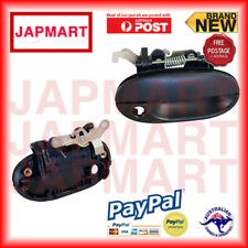 HYUNDAI EXCEL X3 DOOR HANDLE LEFT HAND SIDE REAR OUTER L38-HOD-CEYH