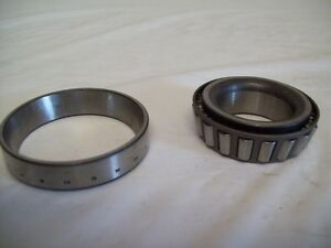 CR BR4 BEARING AND RACE CUP